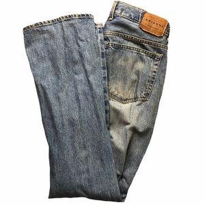 33x32 Arizona Bootcut Jeans Dirty Wash